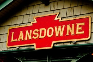 Lansdowne_train_Sign